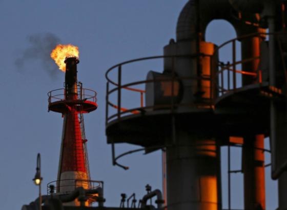 Обзор: нефть припала в