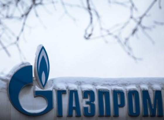 Акции Газпрома упали на
