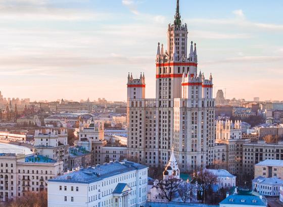 Москва ввела запрет на