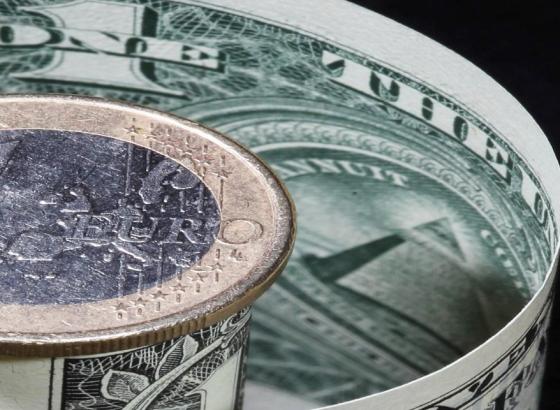 Пара евро/доллар еще не