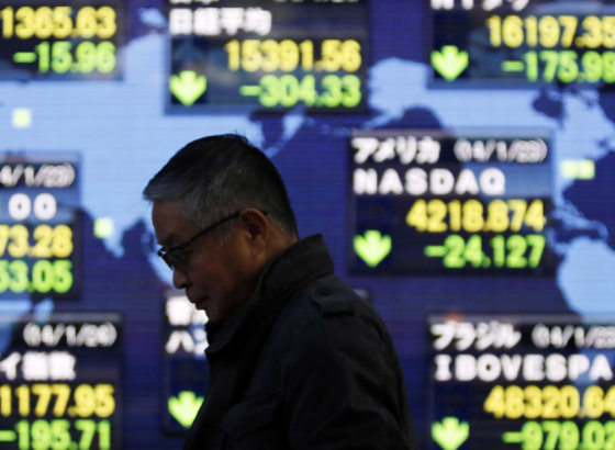 Обзор: мировые рынки