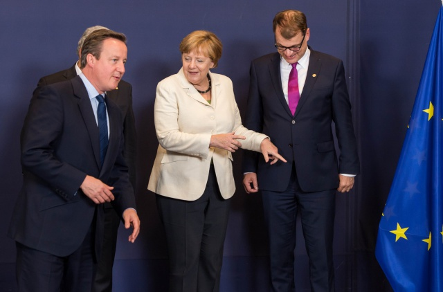 Хроника саммита ЕС: день