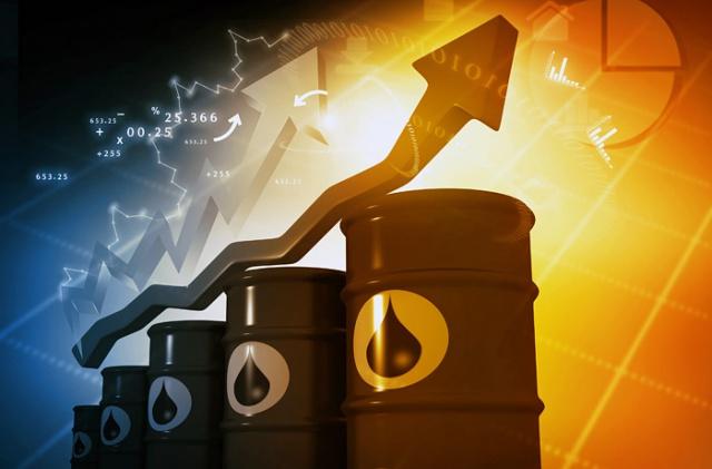 Нефть выросла на фоне