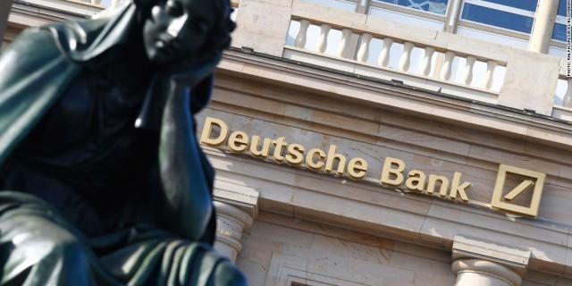 МВФ: Deutsche Bank -