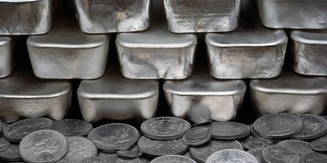 Серебро обновило