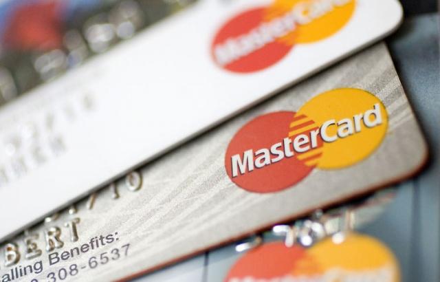 MasterCard в Британии