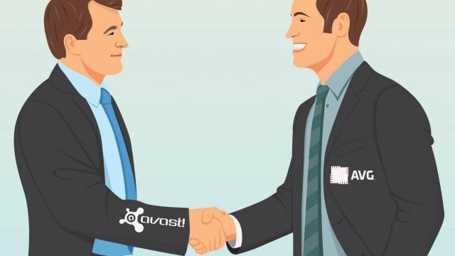 Avast купит конкурента