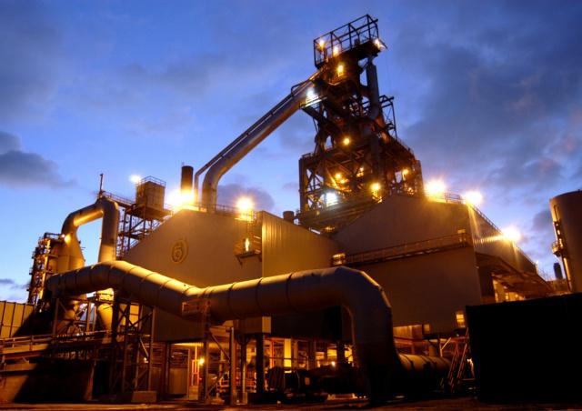 Tata Steel ведет