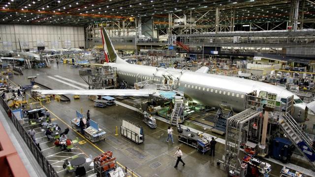 Boeing видит спрос на