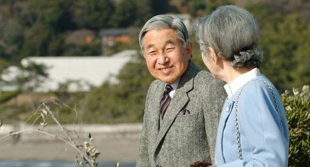 СМИ: император Японии