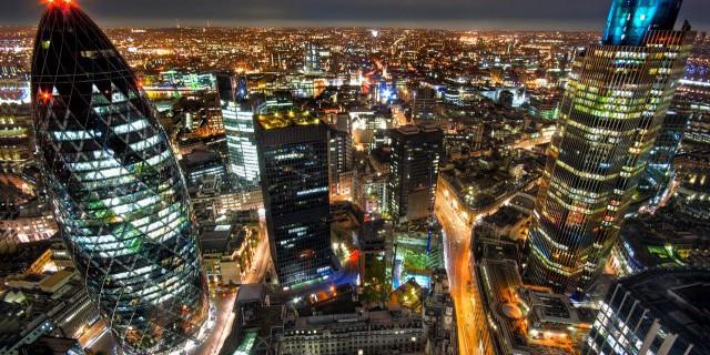 Будущее лондонского Сити