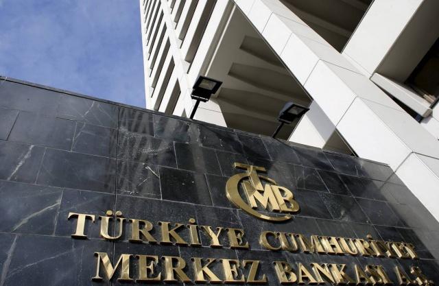 ЦБ Турции зальет пожар