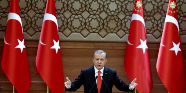 Турции нужны скучные