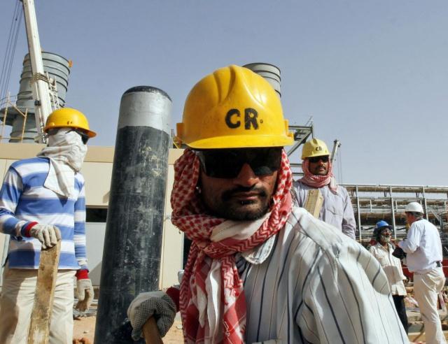 Арабская нефть: доходы