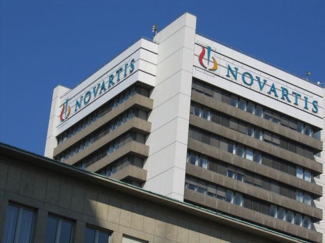 Novartis снизила прибыль