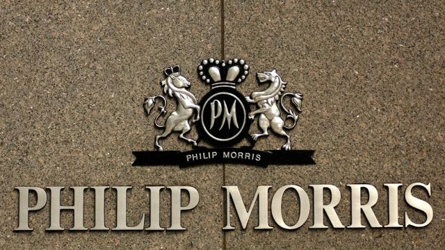 Прибыль Phillip Morris