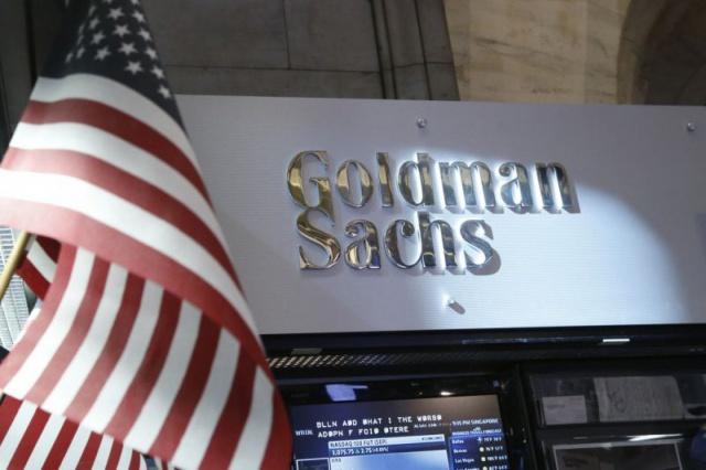 Прибыль Goldman Sachs во