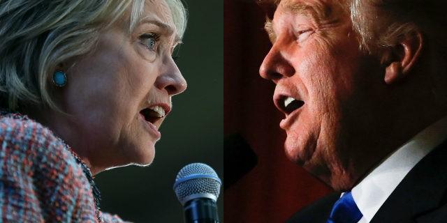 Трамп vs Клинтон: что