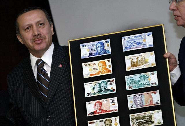 Эрдоган на три месяца