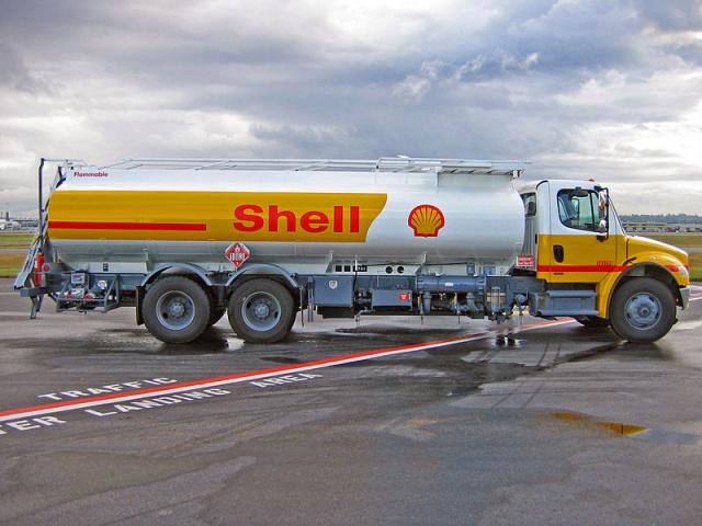 Shell: газ - топливо