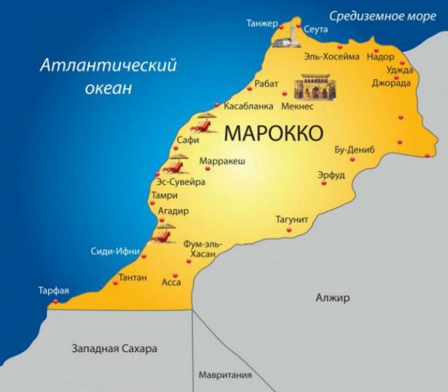 Марокко может купить у