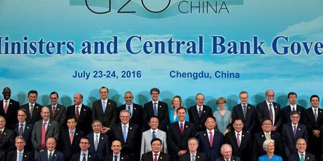 Итоги G20: слабая