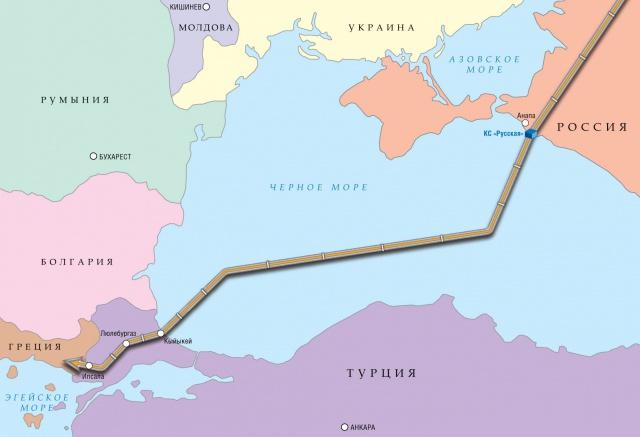 Минэнерго: Россия и
