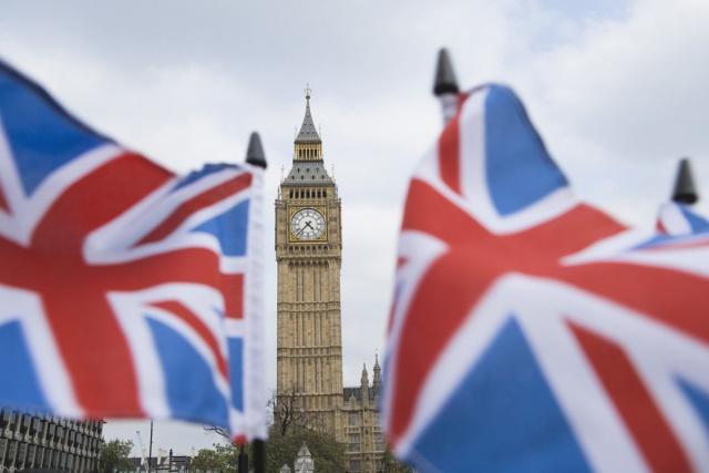 ВВП Британии поднялся