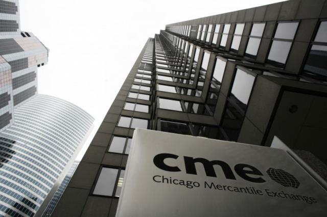 Данные CME Group за II