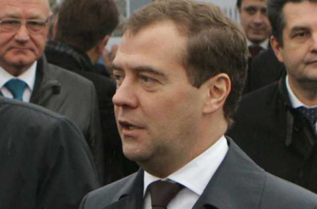 Медведев: установим