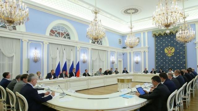 Медведев: рост
