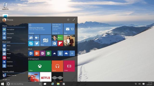 Microsoft выпустила