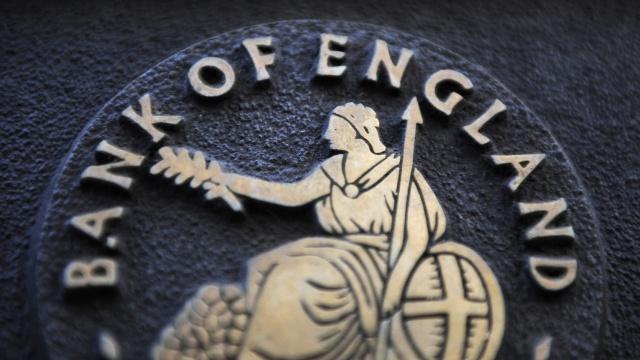 Банк Англии снизит