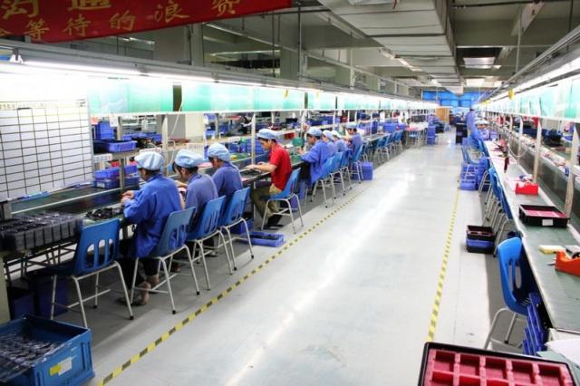 Импорт и экспорт Китая в