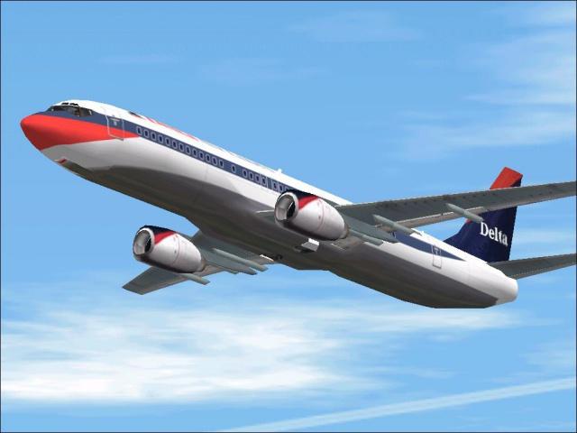 Delta Air Lines отменила