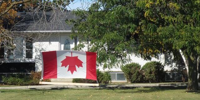 Канада объявила войну