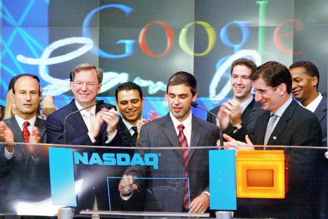 Google: история успеха