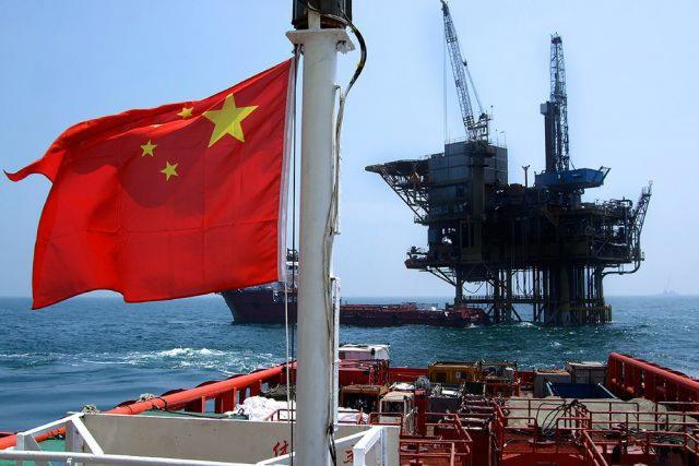 Экспорт НПЗ Китая в июле