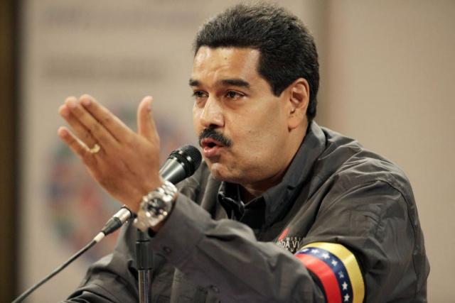Мадуро обвинил США в