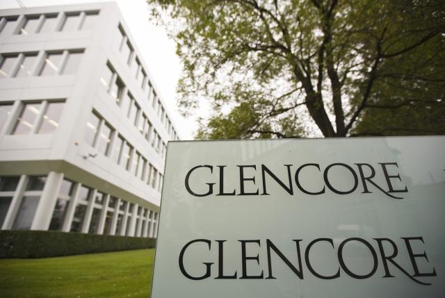 Glencore сократила