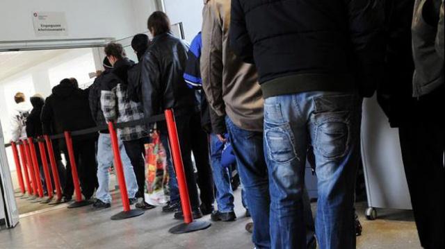 Безработица Франции