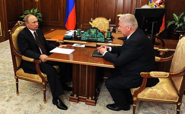 Путин одобрил выплату