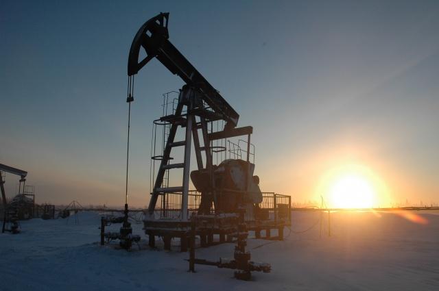 Средняя цена Urals в