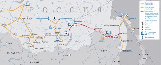 CNPC построит переход