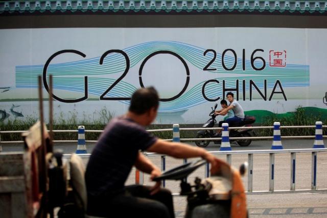 G20 пытается решить