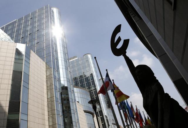 Сводный PMI еврозоны на