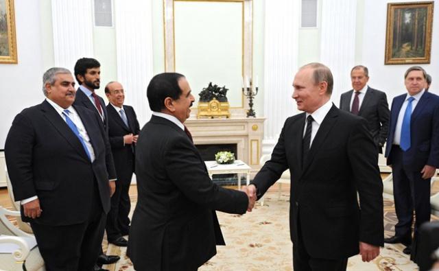 Россия и Бахрейн: