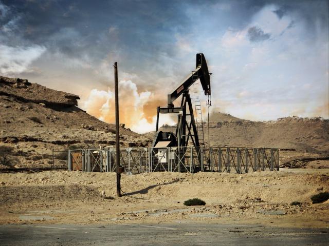 Падение запасов нефти в
