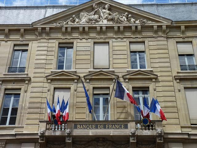 ЦБ Франции ожидает роста