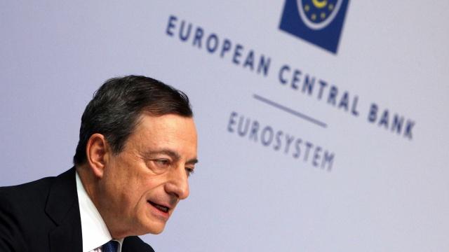 ЕЦБ сохранил базовую